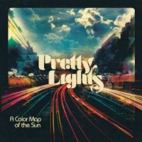 A Color Map of the Sun - Pretty Lights (US release: 02 JUL 2013)