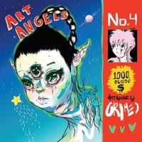 Art Angels - Grimes (US release: 06 NOV 2015)