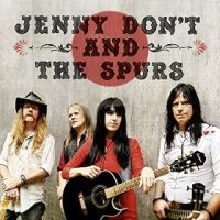 Self-Titled - Jenny Don't & the Spurs (US release: 07 NOV 2015)